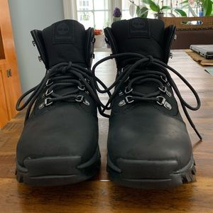 Men's Timberland Rangeley Mid Boots Leather S 9.5